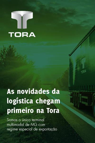 Anúncio Tora Logística
