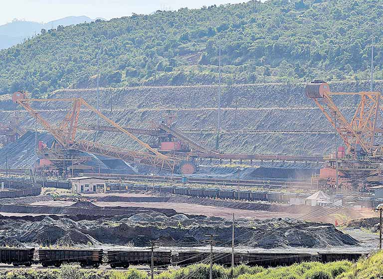Estado deve atrair US$ 12,5 bi em aportes na mineração