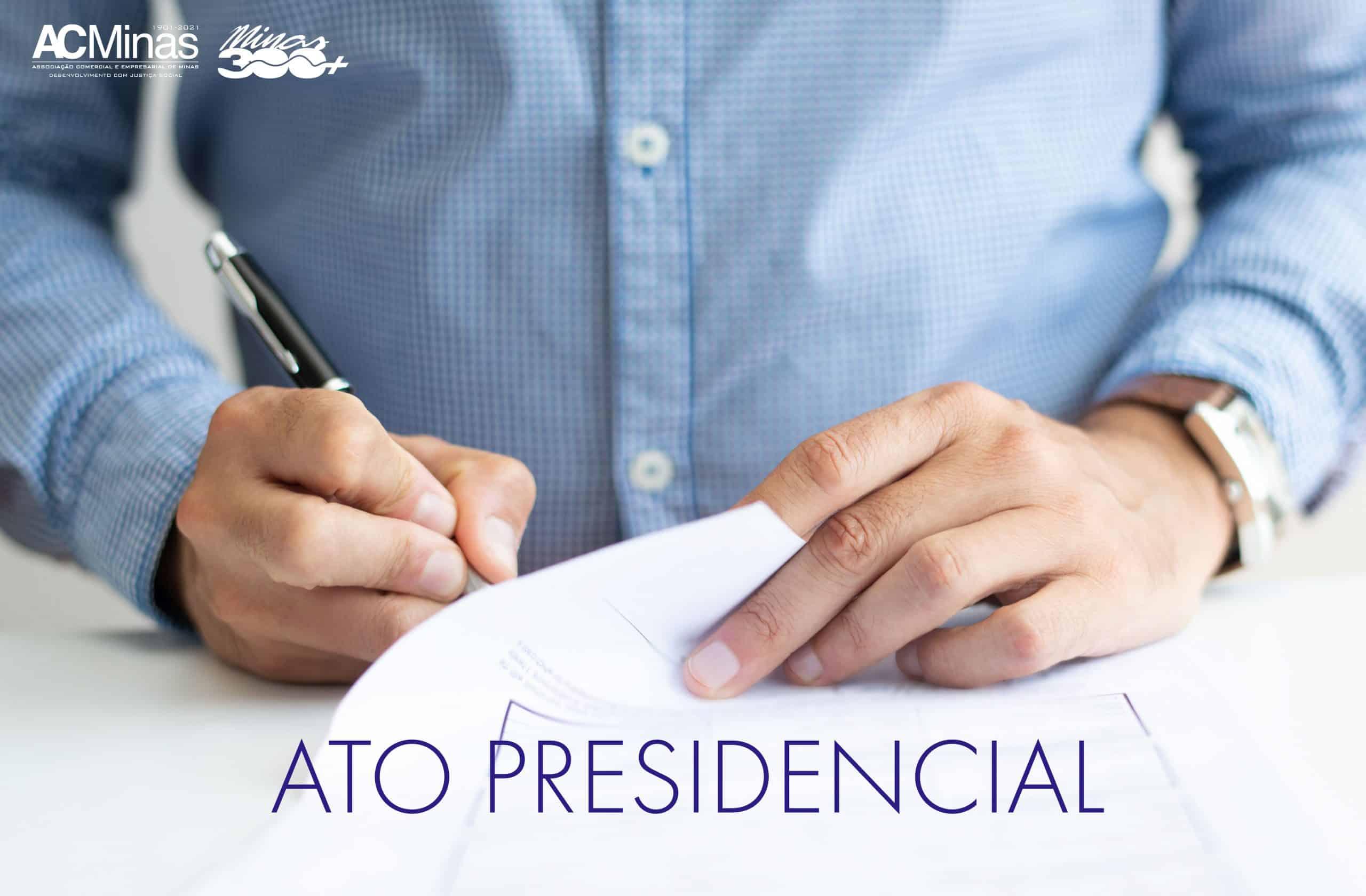 Ato presidencial nº24